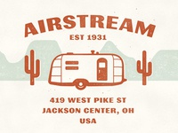 Airstream Apparel Concept