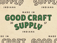 Good Craft Supply