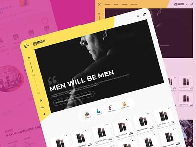 E-commerce layout shopping ecommerce web ecommerce design design ux