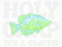 Holy Crap It's a Crappie