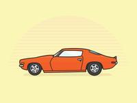 70' Camaro