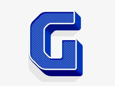 G g letter vector illustration