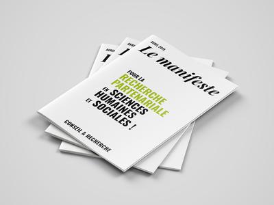 Conseil & Recherche manifesto