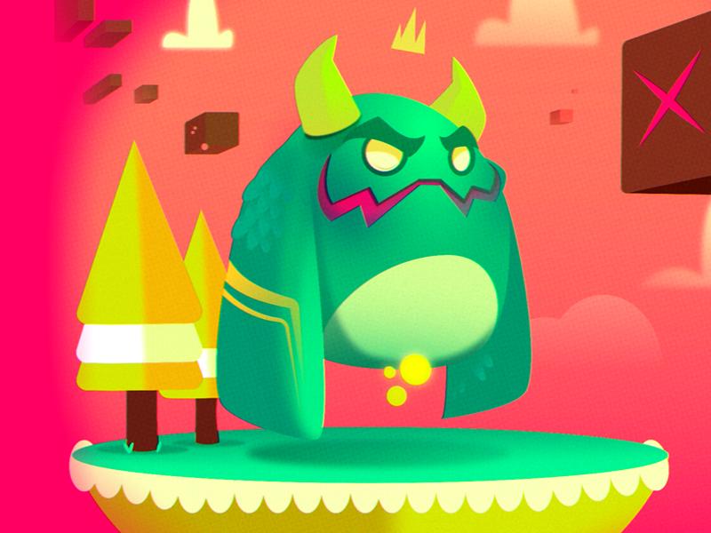 Franklin! affinity designer digital illustration vector characterdesign