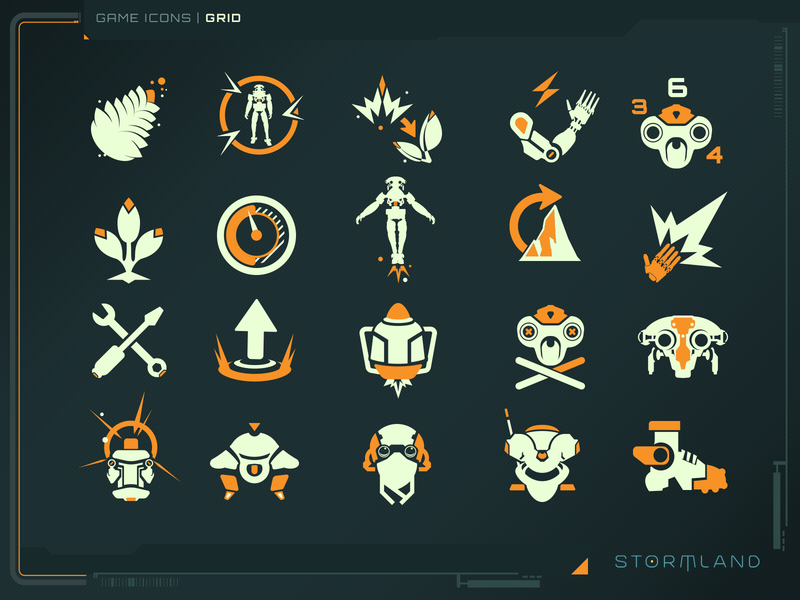 icon 02 games game ui icons gui vector illustration ui photoshop