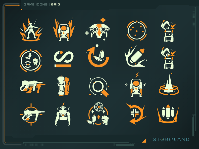 icon 03 games game ui icons gui vector ui illustration illustrator photoshop