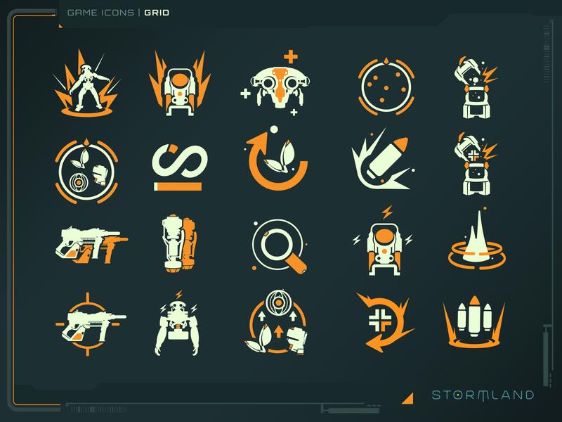 icon 03 games game ui icons gui vector ui illustration illustrator photoshop