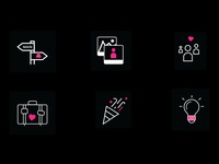 Instagram Highlight Icons for CivicBrand
