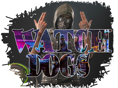 watch dogs game design pc xbox watch dogs video game ps4 design