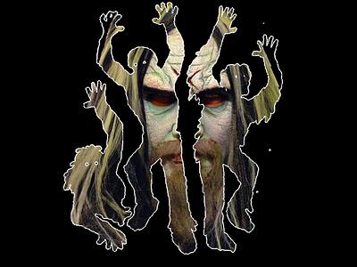 Happy Halloween zombie happyhalloween