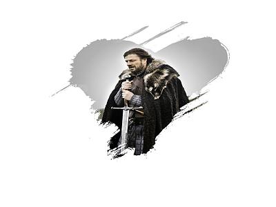 Eddard Stark movie design asongoficeandfire stark eddard gameofthrons