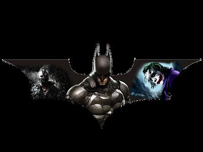 Batman babak illustration design movie dark knight arkham batman the animated series