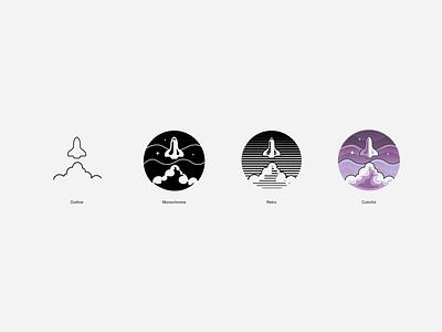 Clothing Logo graphicdesign design visual identity branding logo design logo