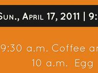 Easter Egg Hunt Invite 2011