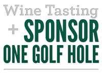 Golf + Wine Tournament : Mixing Type