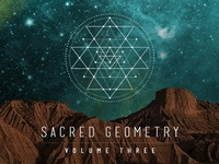 Sacred Geometry Vector Illustrations Vol 3