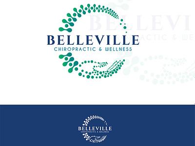 LOGO FOR WELLNESS health and wellness illustration logo logodesign logo and brand identity illustrator design icon graphic designer branding