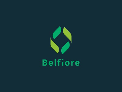 Belfiore, logo foodlogo food minimal marks mark logo italy italian identity design