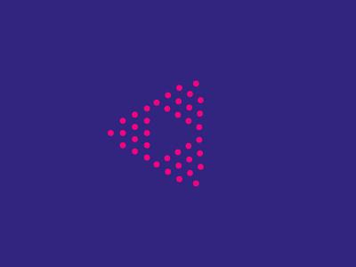 Taperunner icon social music dot minimal marks mark logo italy italian identity design