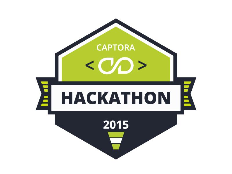 Captora Hackathon Logo logo hackathon