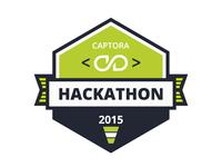 Captora Hackathon Logo
