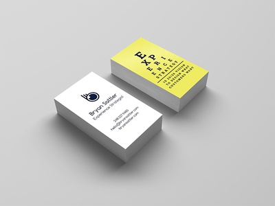 Personal Brand Business Cards cards business