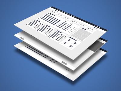 Captora Web App Wireframes ux ui wireframes