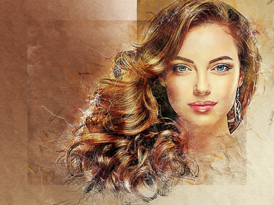 Soft Colored Pencil Photoshop Action vintage sketch retro psd professional post portrait photo pencil paint old hand drawn effects effect drawing design pencil colored background artistic