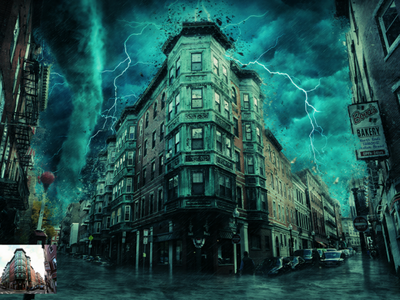 Storm Photoshop Action  wind  tornado  template  storm  rain  psd  professional  photoshop  photography  photo manipulation  photo effects  photo effect  photo  digital art  digital  colorful  atn actions