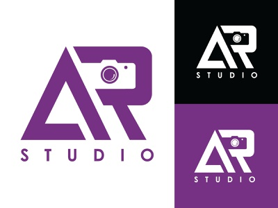 AR Studio hmo hmmurtazaofficial typography vector type logo illustrator illustration flat graphic design design branding