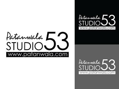 Patanwala | Studio53 hmmurtazaofficial hmo typography vector type logo illustrator illustration graphic design flat design branding