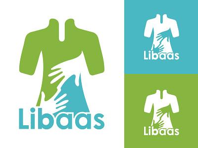 Libaas hmmurtazaofficial hmo type typography vector logo illustrator illustration graphic design flat design branding