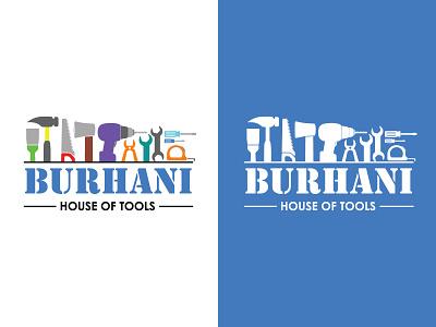 Burhani House Of Tools hmmurtazaofficial saw 3d ux online shop screws drills hammer tools vector illustrator illustration flat design motion graphics ui branding logo graphic design