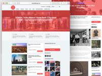 Online Magazine [WIP]