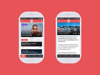 Frontpage Mse App