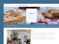 Bakery Website | Design & Build