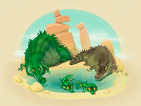 Township creatures