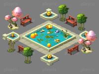 Gardenscapes decor