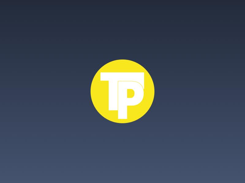 New Logo tiagopratas.pt logo design