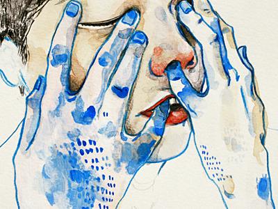 face illustration fun
