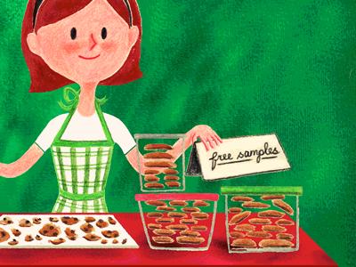 bake illustration