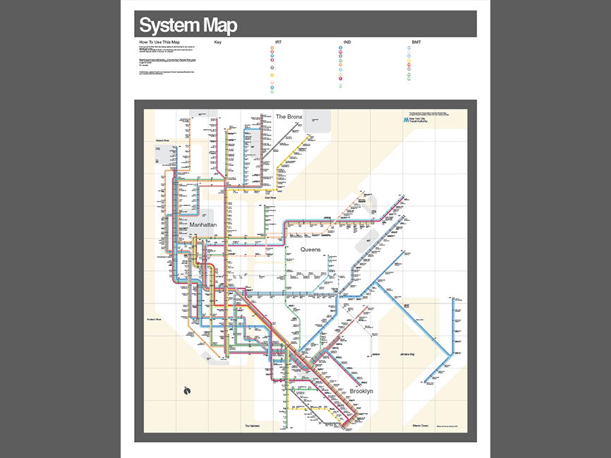New York Subway Map Vignelli.1972 Vignelli Ny Subway Map By Matias Etchevarne Dribbble Dribbble