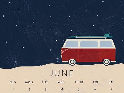 VW car wash calendar