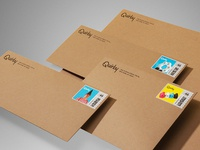 Quirky Envelopes