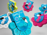 Quirky Packaging: On the Front