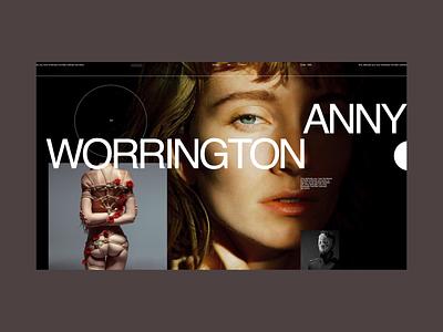 Photographer website graphic design interaction interface site web website design web design webdesign website ux ui