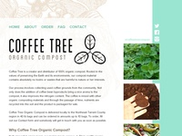 Coffee Tree Organic Compost - student website