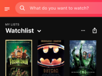 Movie Watchlist App