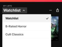 Movieapp List