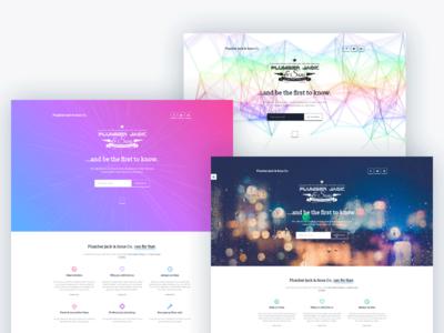 Plumber Jack - coming soon HTML template / new demos